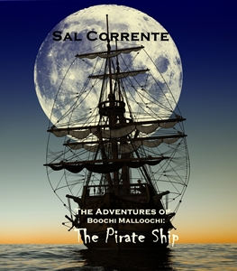 The Adventures of Boochi Malloochi: The Pirate Ship