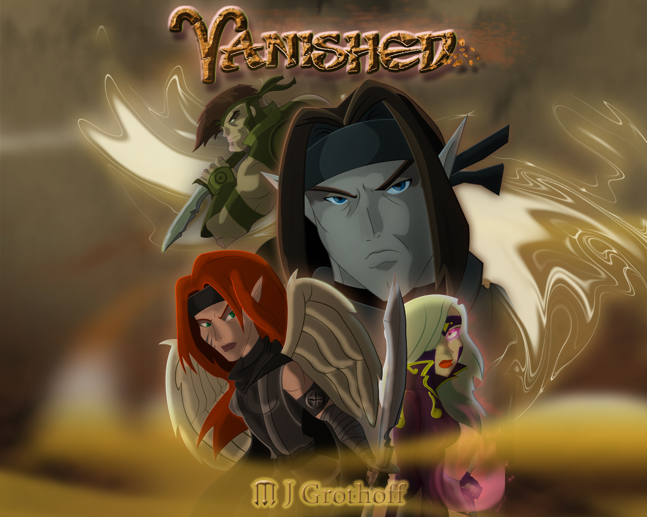Vanished: Book Two: The Saga of EverWing