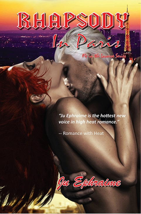 Rhapsody in Paris (LaCasse Book 4)