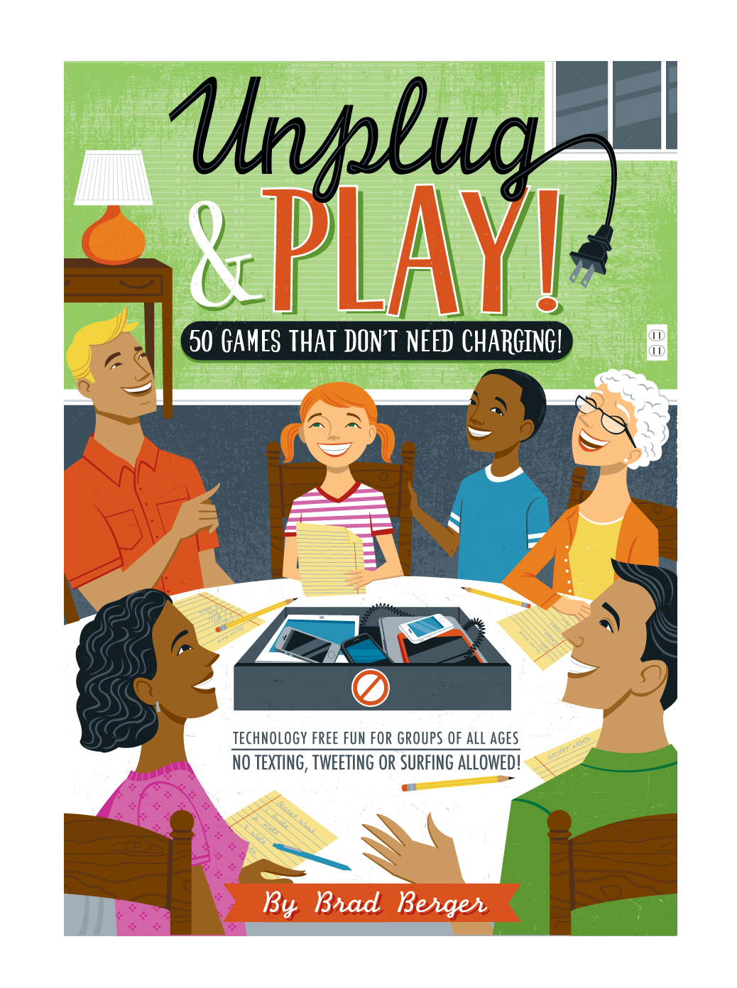 Unplug & Play! 50 Games That Don't Need Charging!