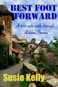 Best Foot Forward - from La Rochelle to Lake Geneva