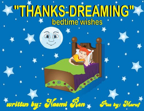 THANKS-DREAMING bedtime wishes