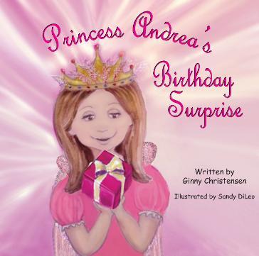 Princess Andrea's Birthday Surprise