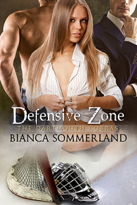 Defenzive Zone (The Dartmouth Cobras #2)