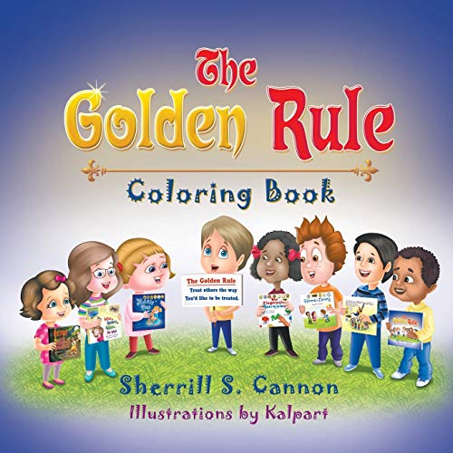 The Golden Rule Coloring Book
