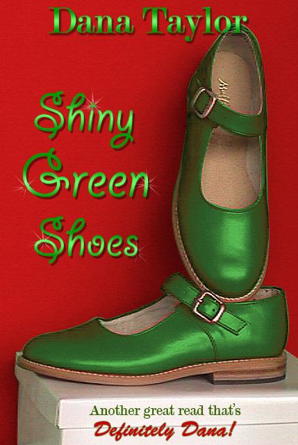 Shiny Green Shoes