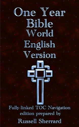 One Year Bible World English Version
