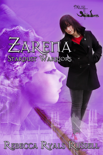 Zarena of the Stardust Warriors MG Series