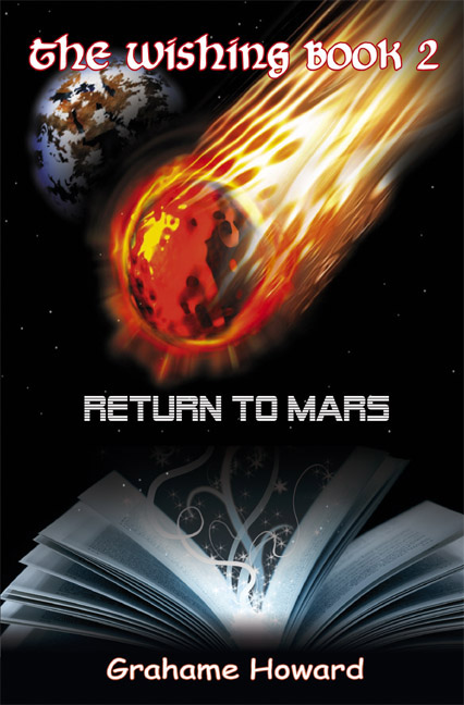 The Wishing Book 2 - Return To Mars