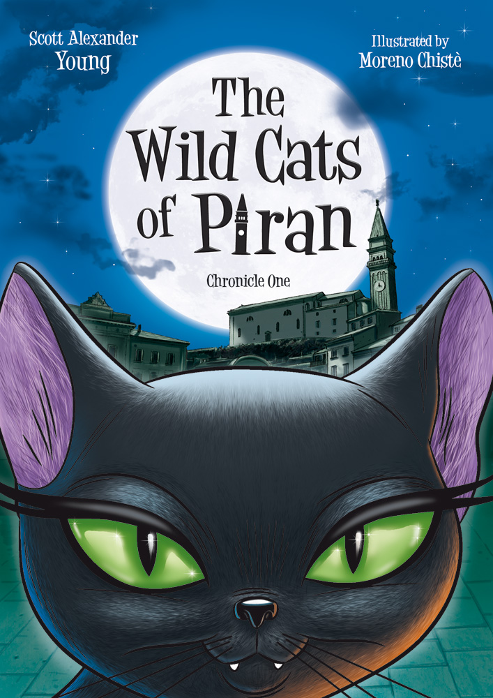 The Wild Cats of Piran - Chronicle One