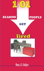 101 REASONS PEOPLE GET FIRED