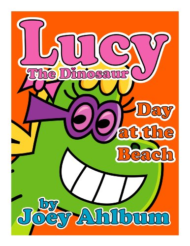Lucy the Dinosaur: Day at the Beach (Frederator Books' newest read out loud digital book for 3-6 year olds)