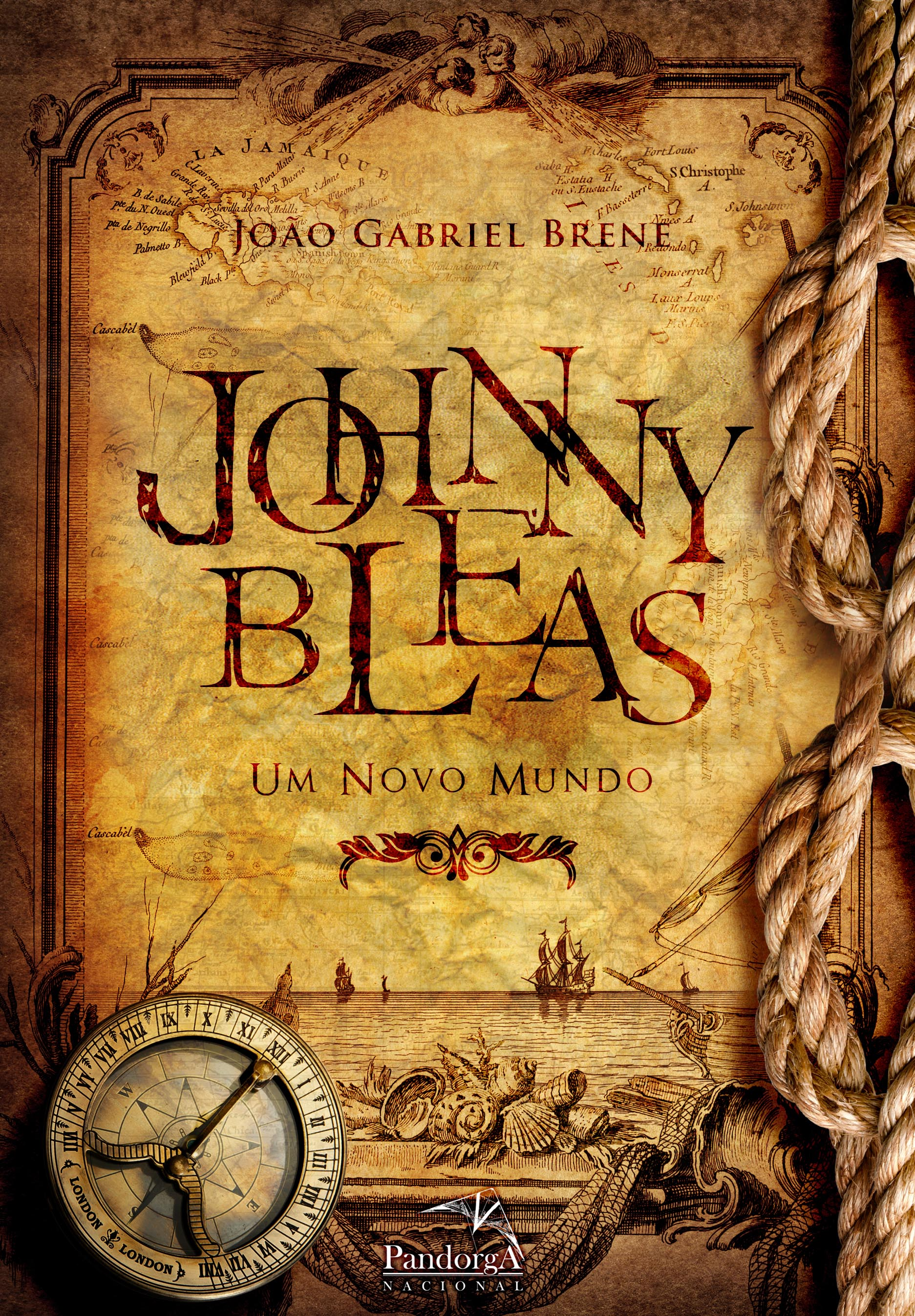 Johnny Bleas - Um Novo Mundo