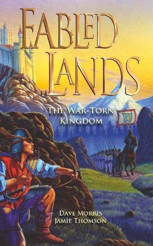 The War-Torn Kingdom (Fabled Lands)