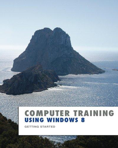 Using Windows 8 (Computer Training)