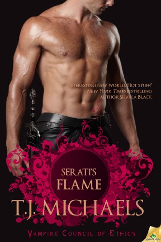 Serati's Flame, Vampire Council of Ethics