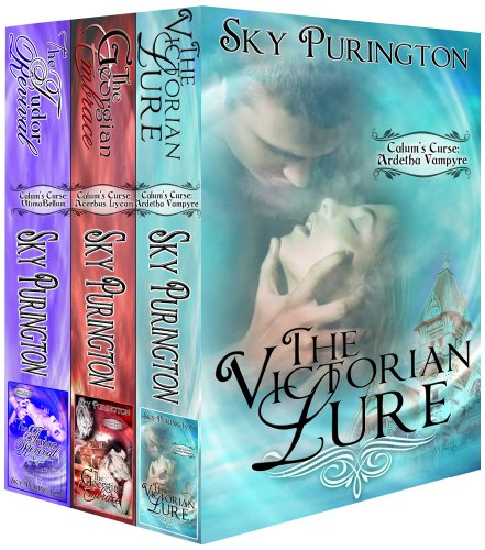 Calum's Curse Series Boxed Set (Books 1-3)