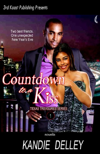 Countdown to a Kiss (Texas Treasures)