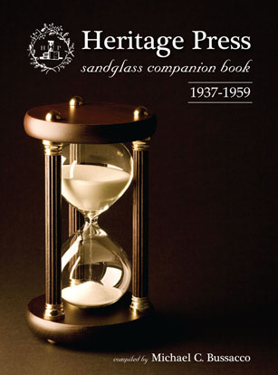 Heritage Press: Sandglass Companion Book 1937-1959