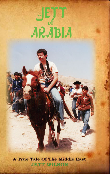 Jett Of Arabia