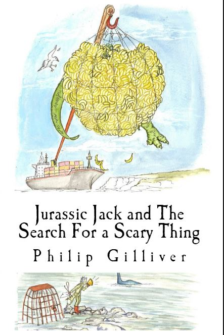 Jurassic Jack (Book 1) Search For a Scary Thing