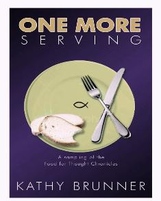 ONE MORE SERVING