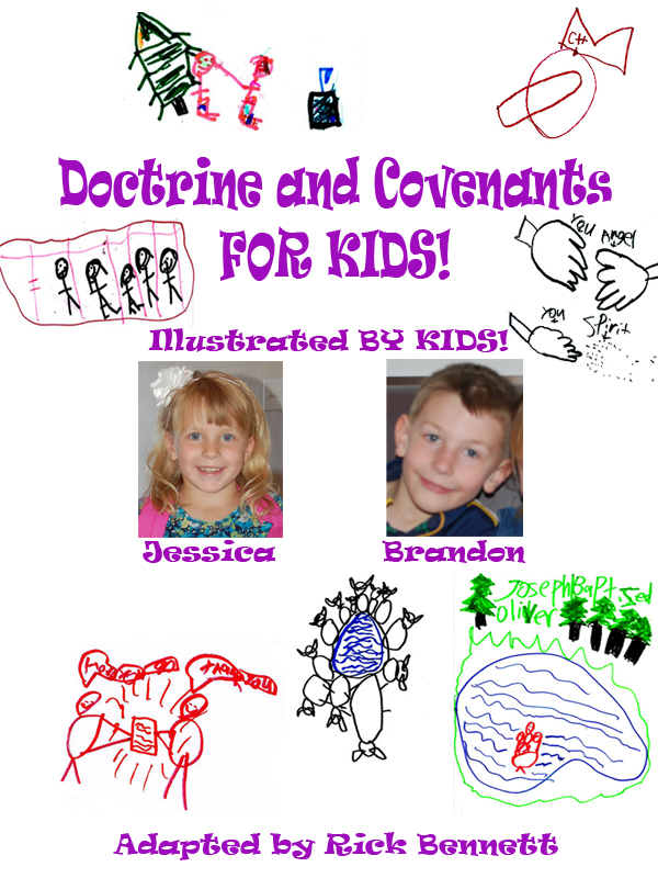 Doctrine and Covenants for Kids