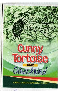 cunny tortoise and other animals