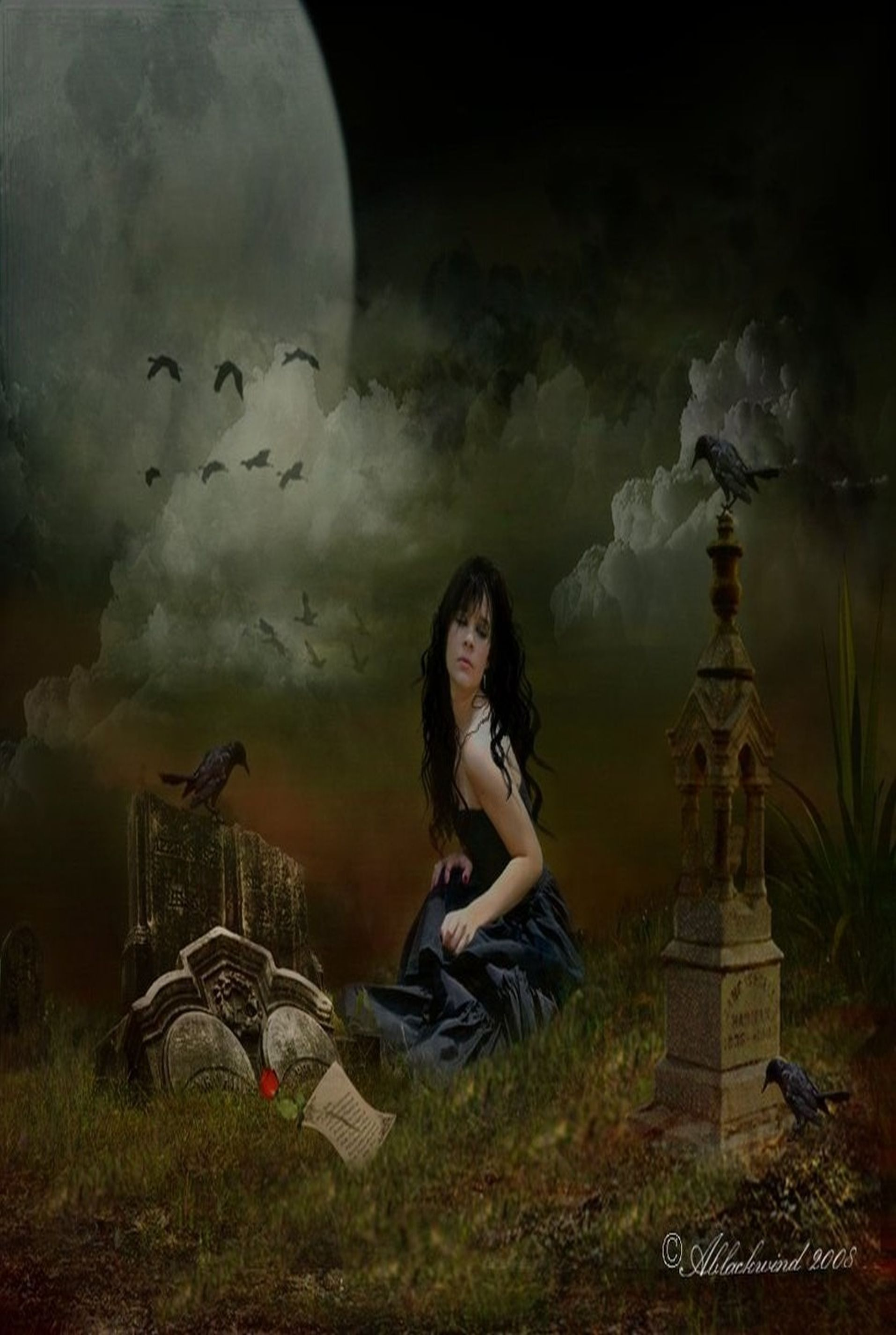 eBook - The Dark Goddess