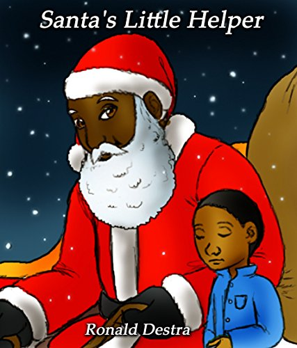 Santa's Little Helper (Christmas Bedtime Stories for Kids)