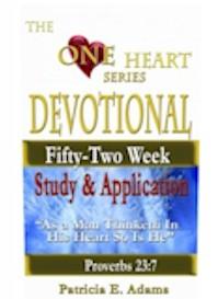 One Heart Series Devotional: 52 Week Study & Application
