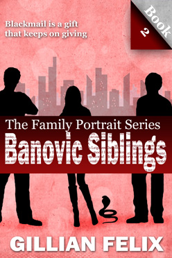 The Banovic Siblings: Friends & Liars (Family Portrait) (Volume 2)