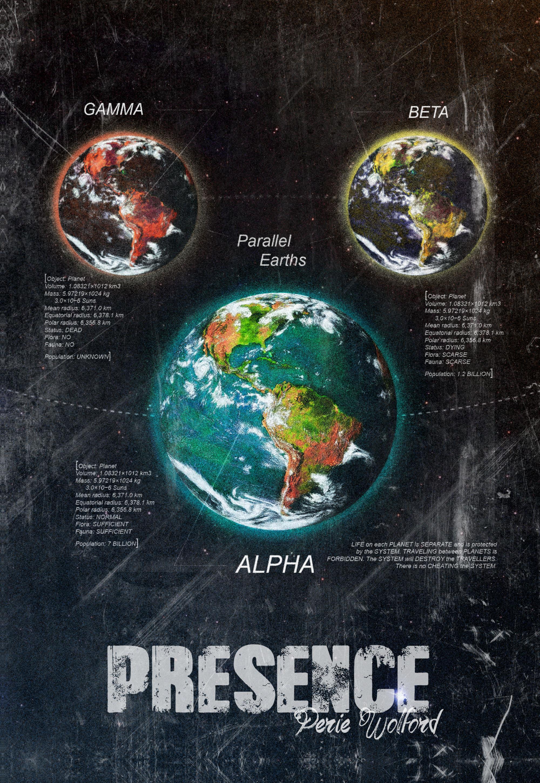 Presence (Presence series book 1)