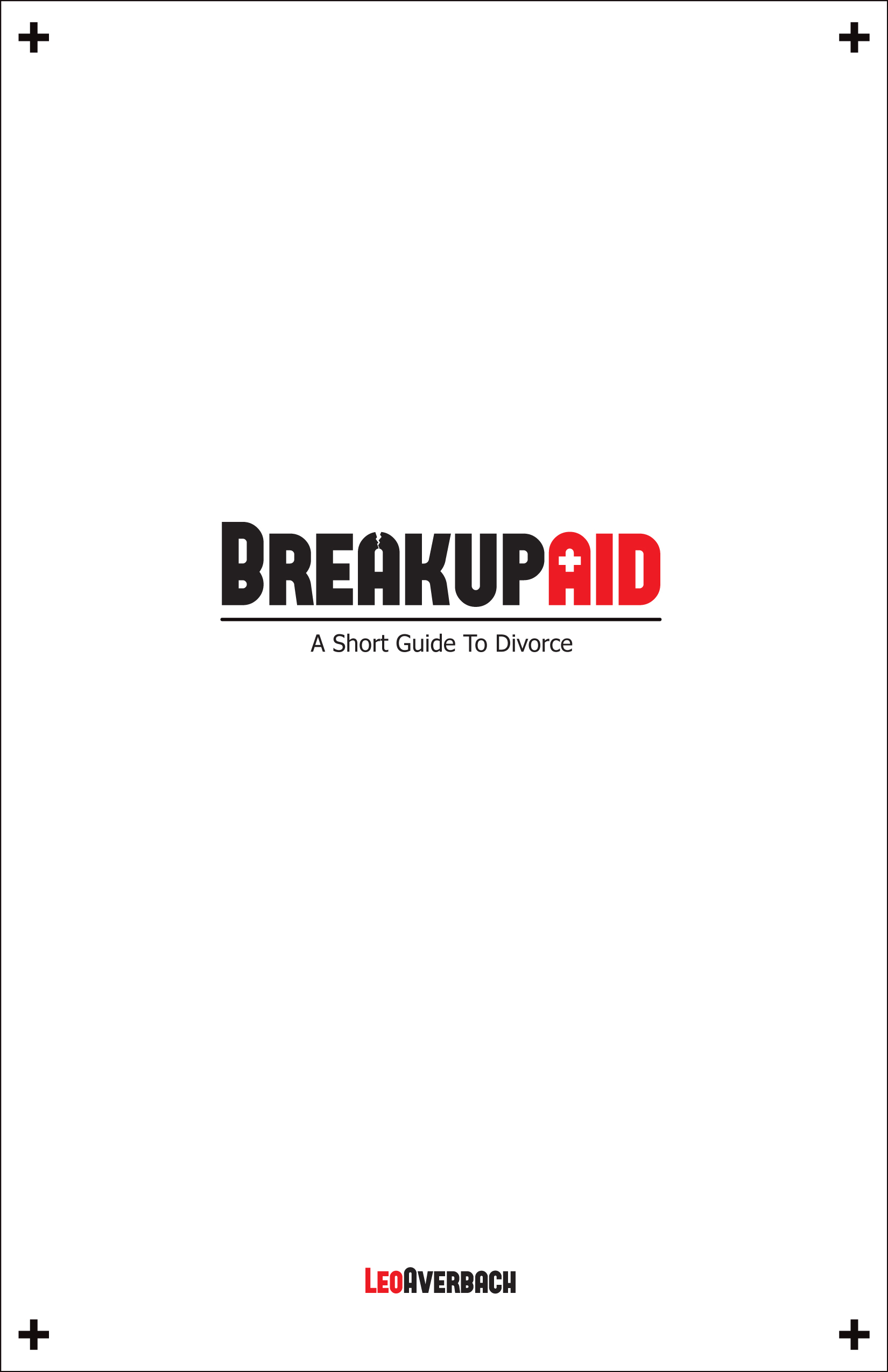BreakupAid: a Short Guide to Divorce