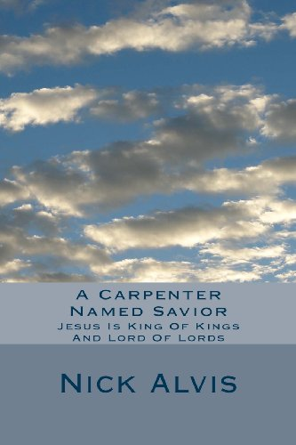 A Carpenter Named Savior