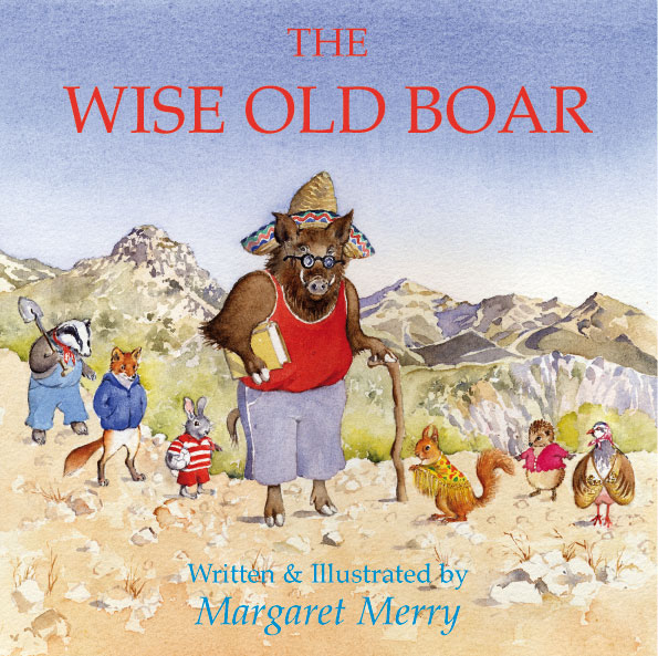 The Wise Old Boar