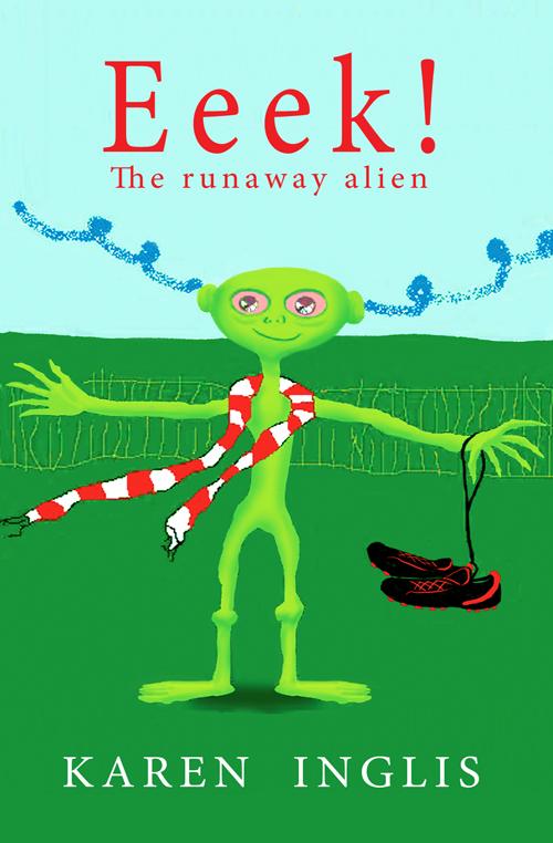 Eeek! The Runaway Alien
