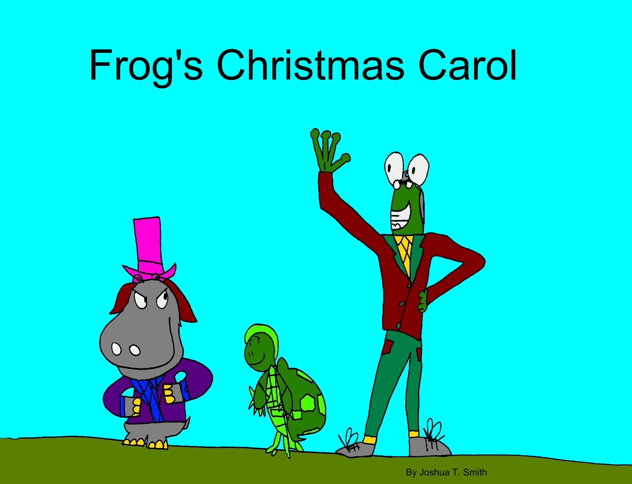 Frog's Christmas Carol