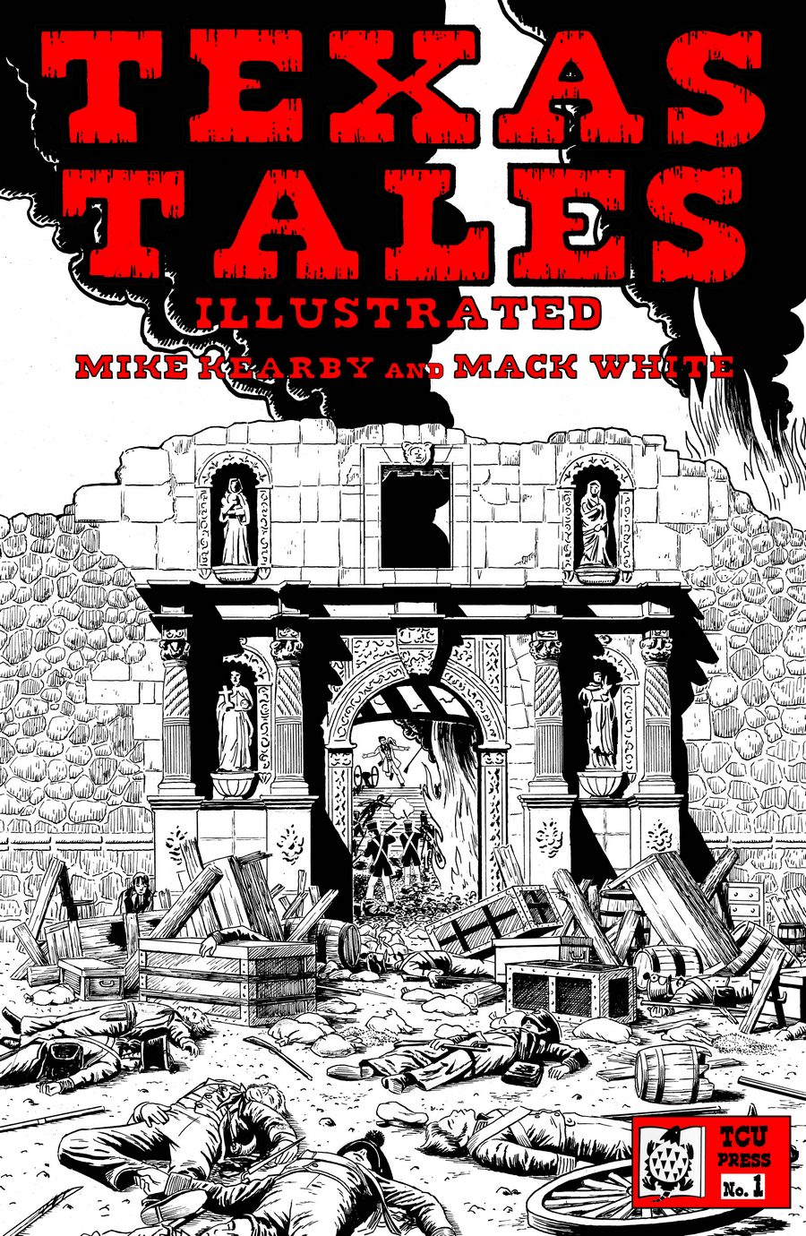 Texas Tales Illustrated