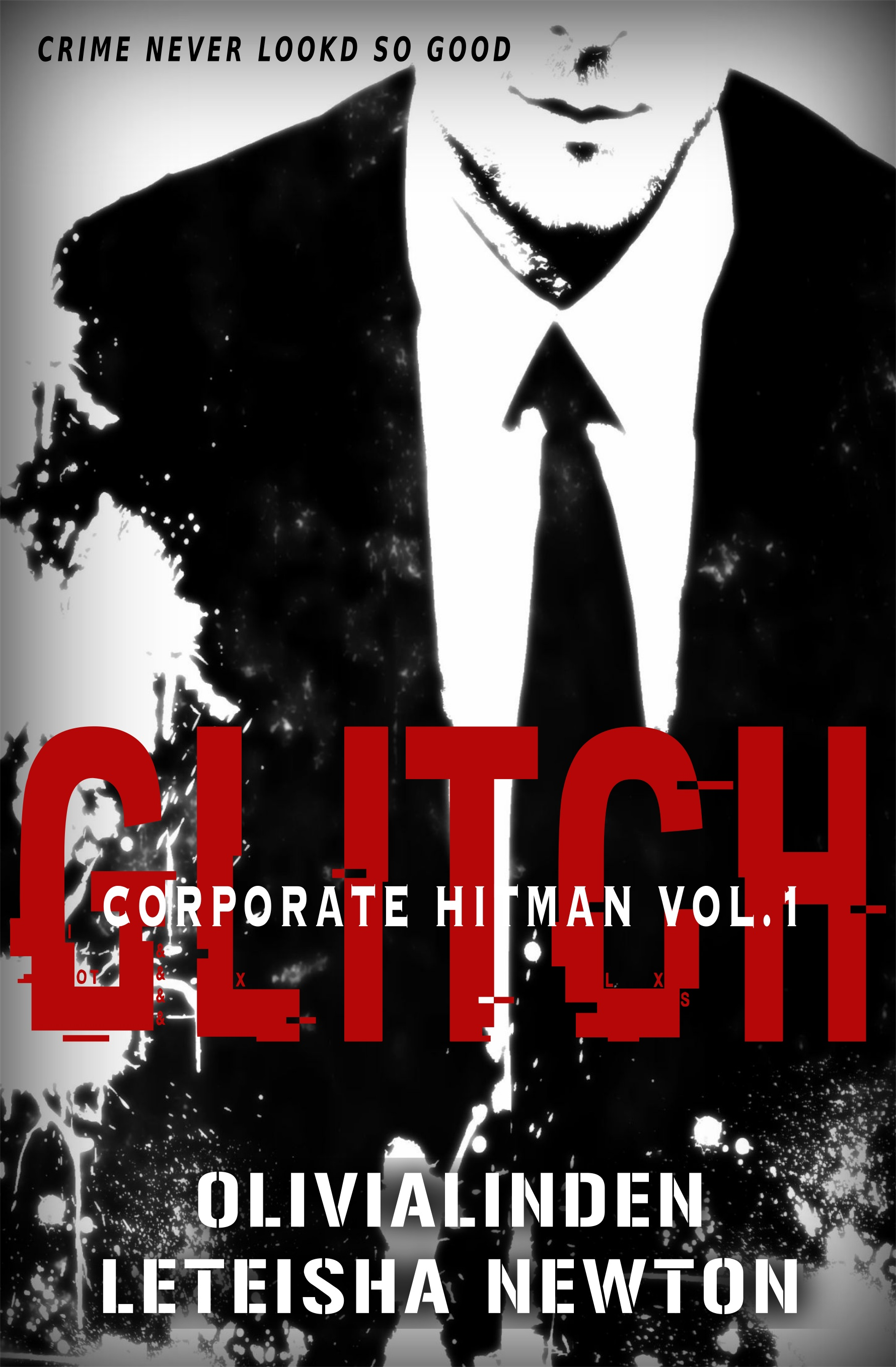 GLITCH (Corporate Hitman Book 1)