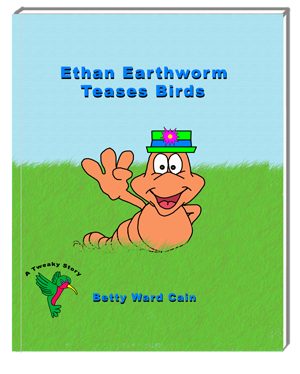 Ethan Earthworm Teases Birds