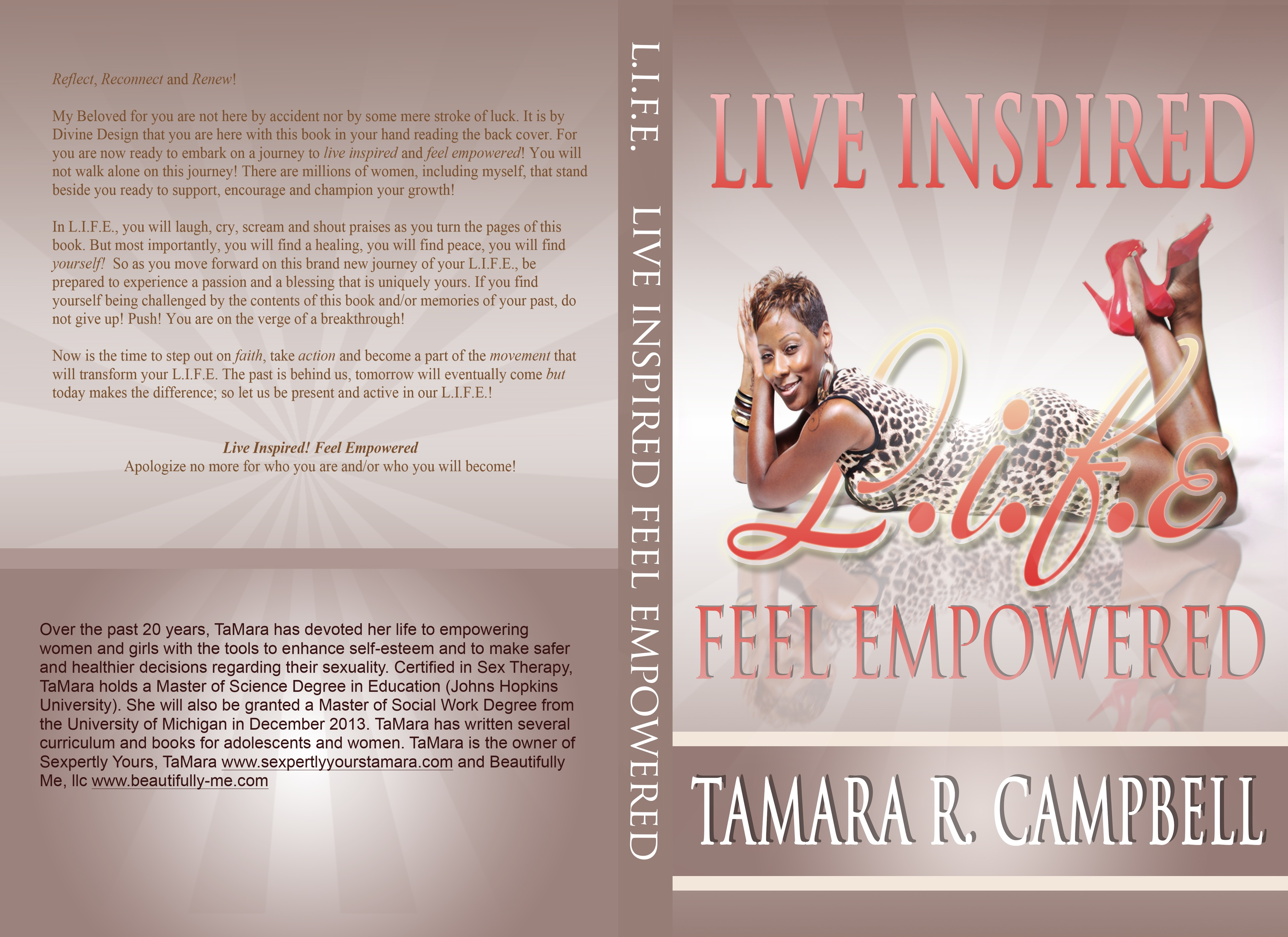 L.I.F.E. Live Inspired! Feel Empowered!