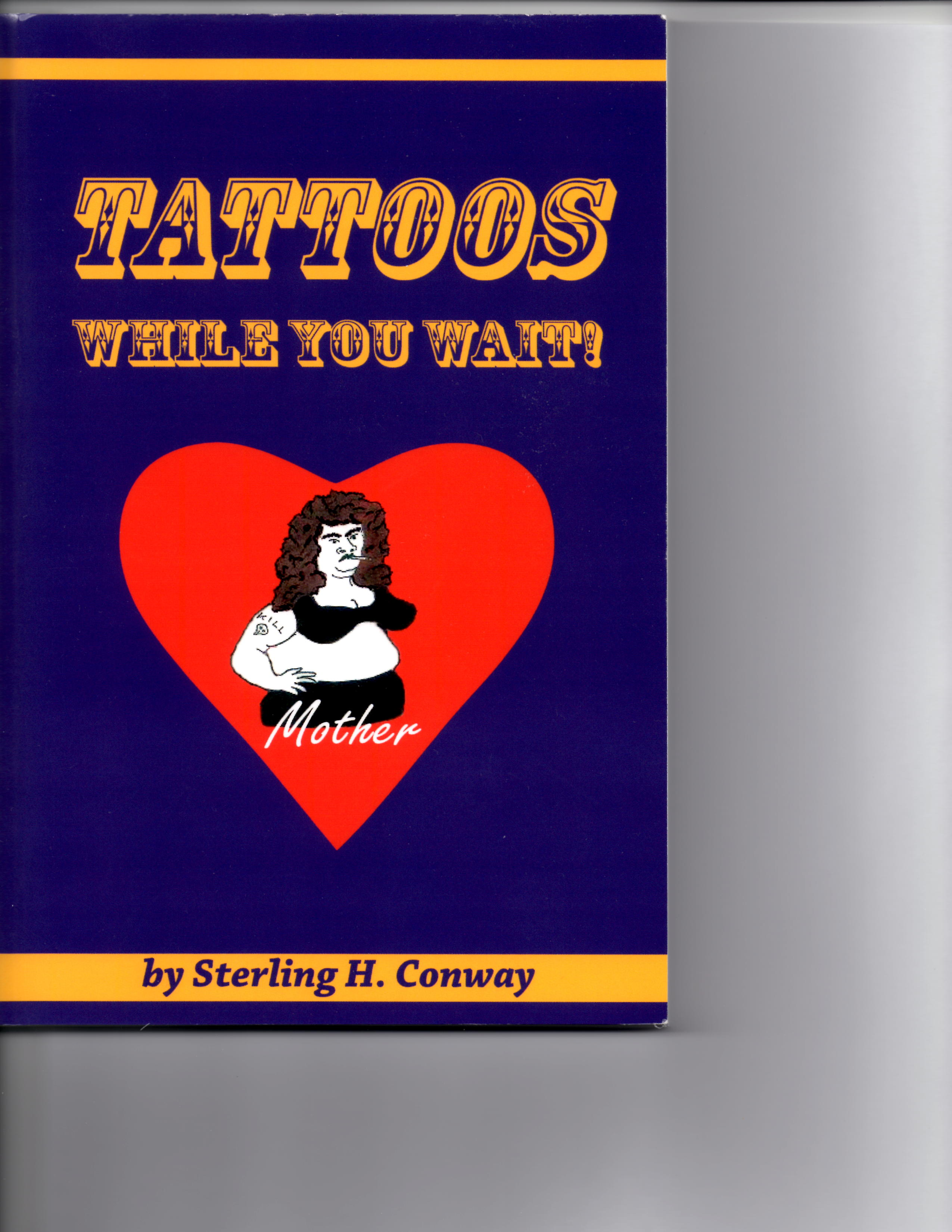 Tattoos While You Wait!
