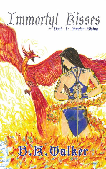 Immortyl Kisses: Warrior Rising