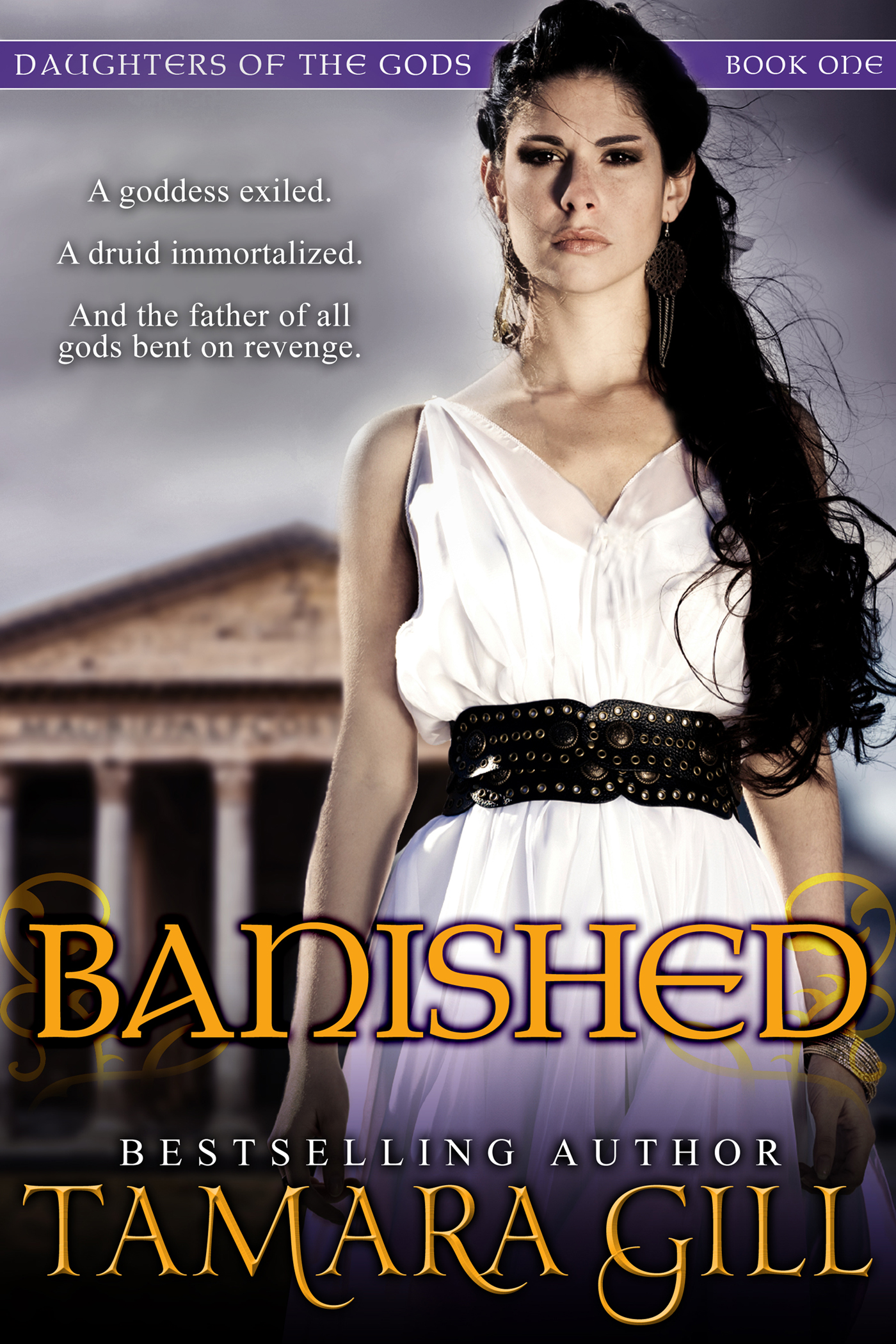 Banished - Daughters of the Gods, Book 1