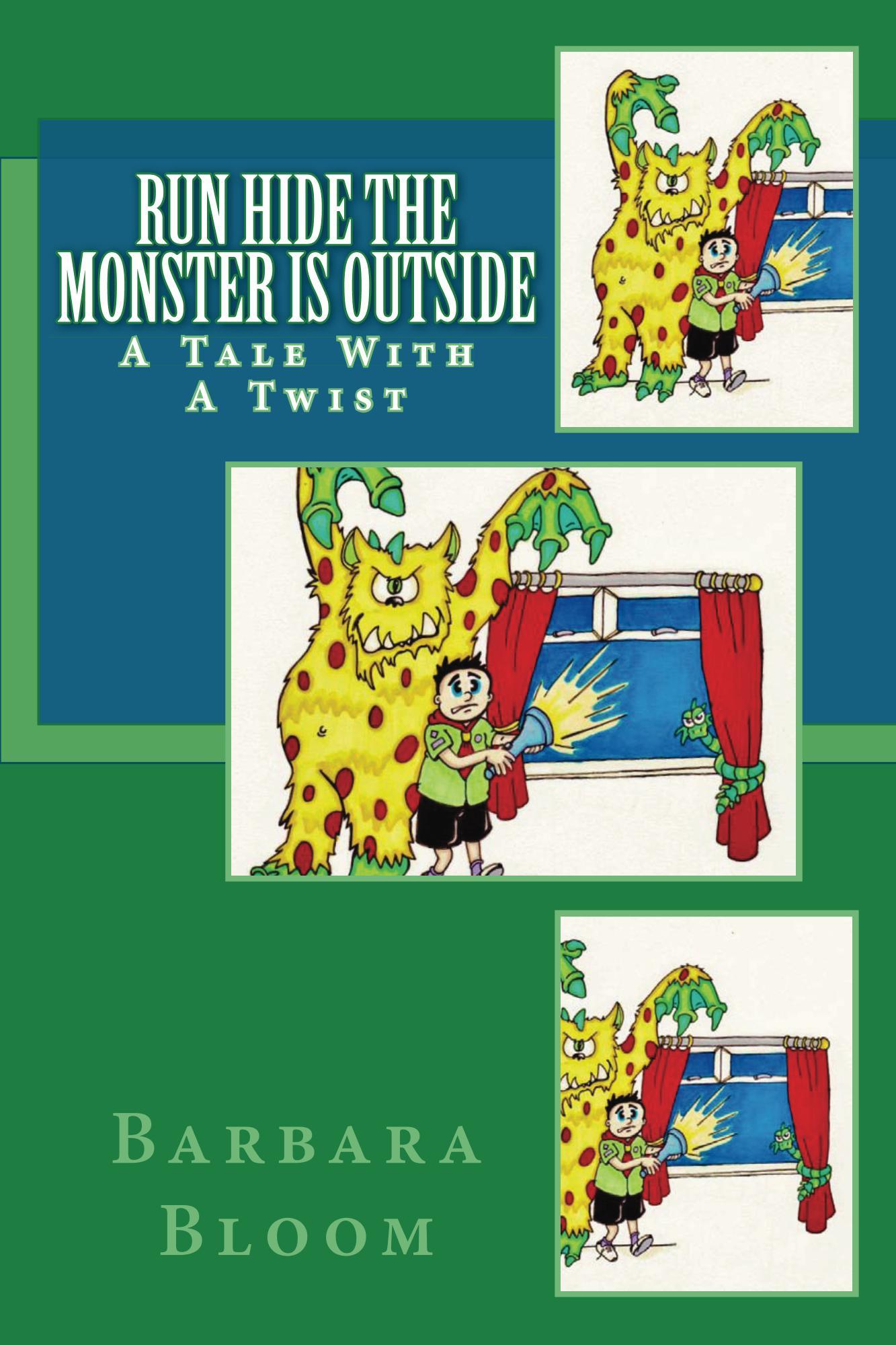 Run Hide The Monster Is Outside