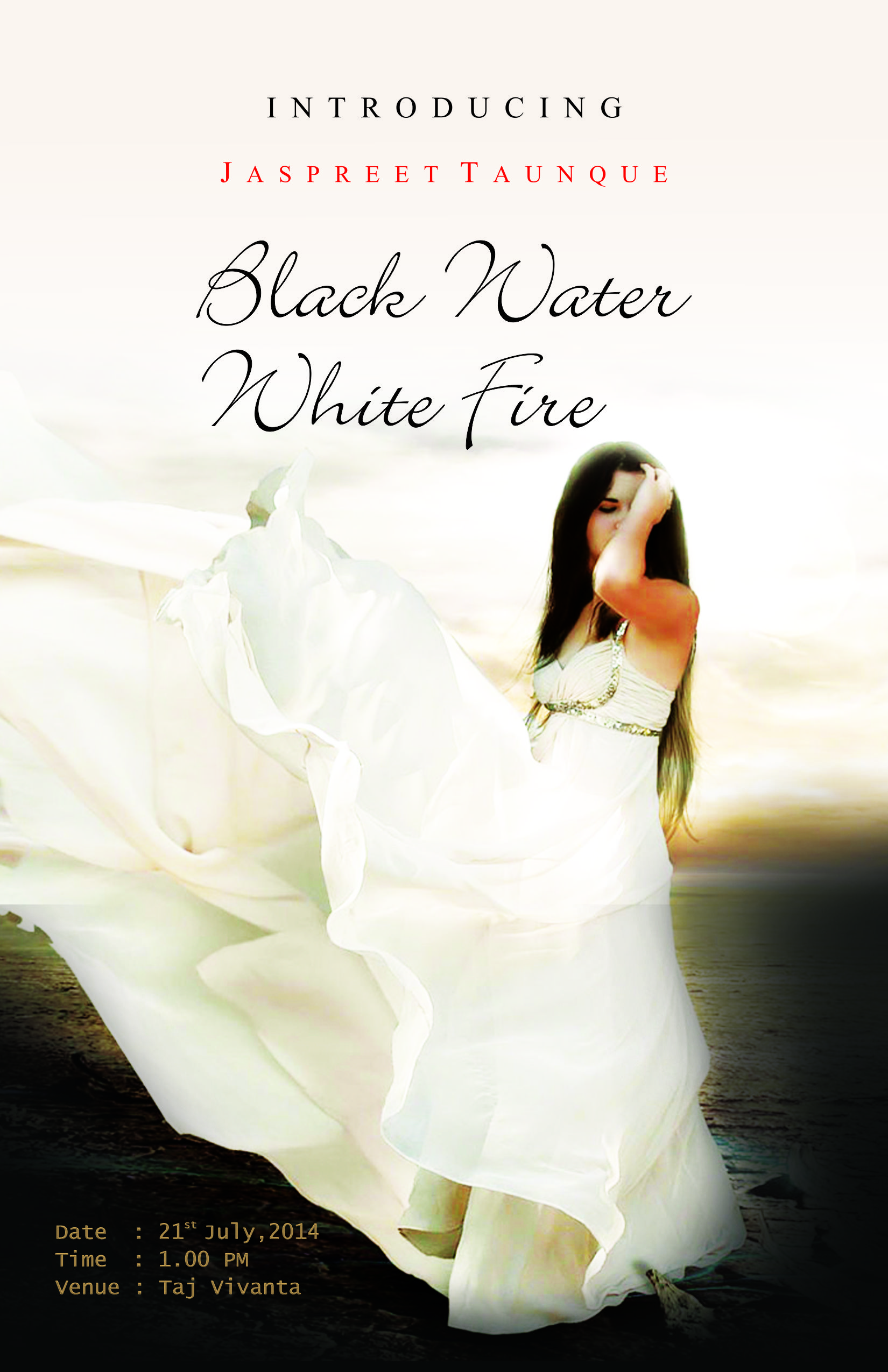 Black Water White Fire