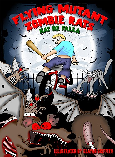 Flying Mutant Zombie Rats: Book One of Moto Maddie BMX Portal