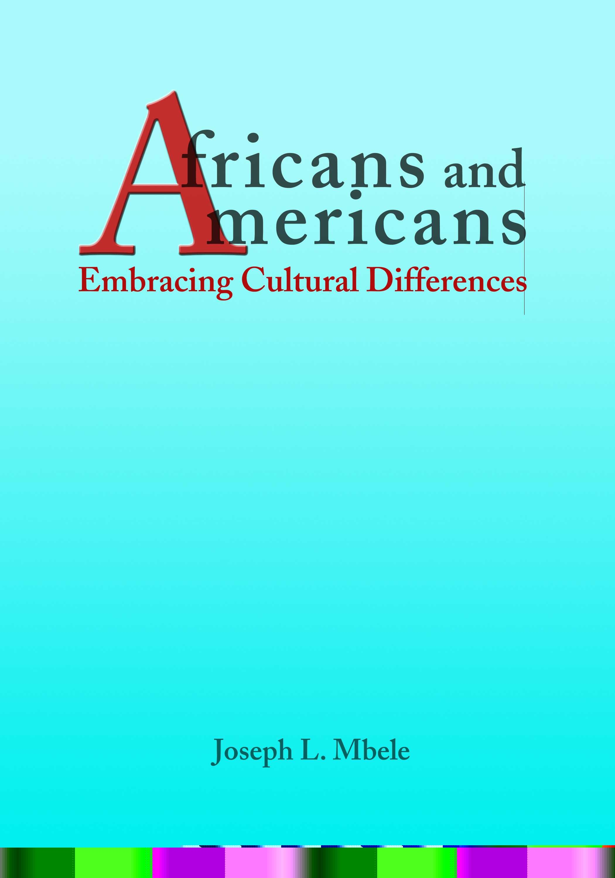 Africans and Americans: Embracing Cultural Differences