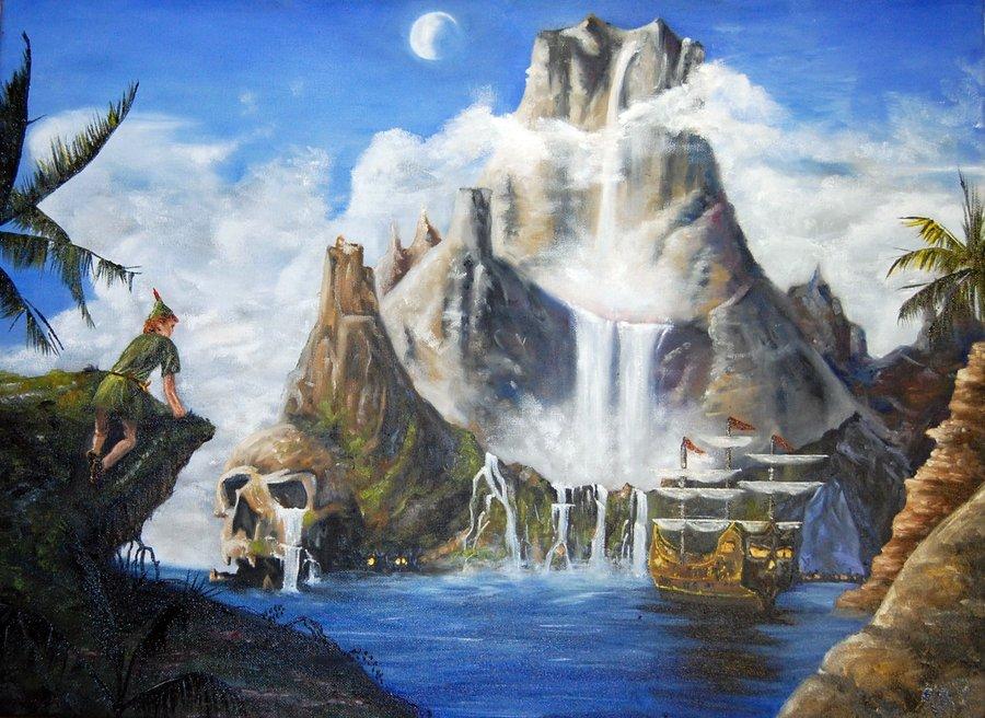 Paperback - Queen of Neverland